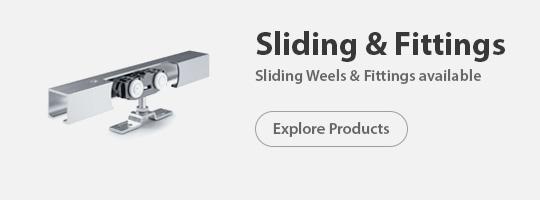 Sliding & Fittings
